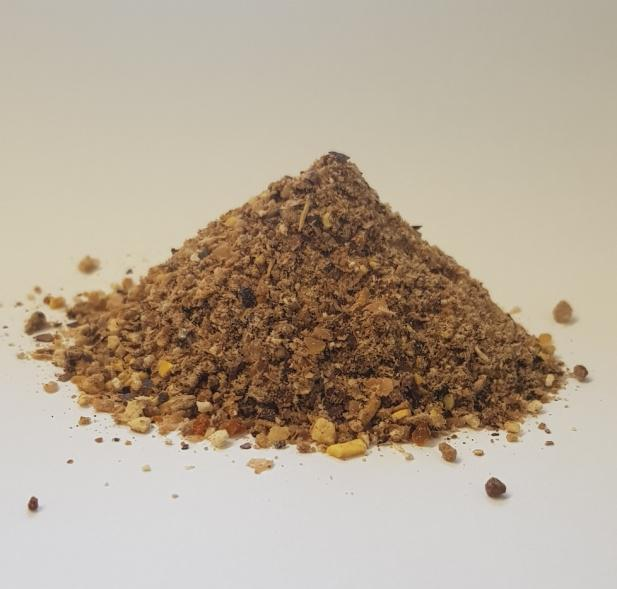 Alternative Animal Feed from Waste Food